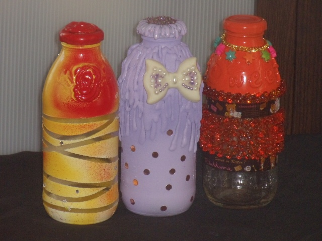 17 Best images about Snapple bottle crafts