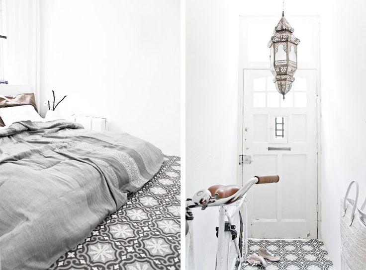 Interieur | Portugese en Marokkaanse tegels • Stijlvol Styling - WoonblogStijlvol Styling – Woonblog