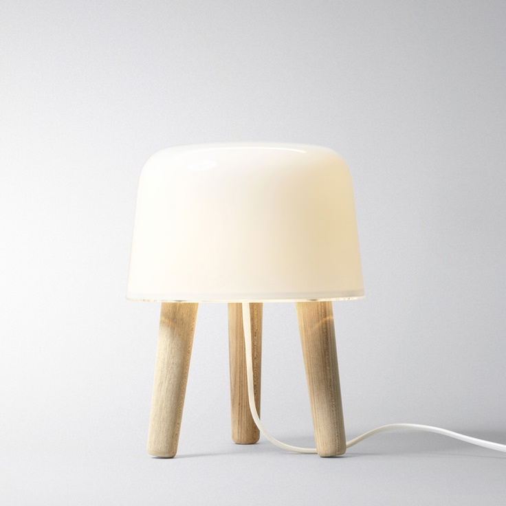 &Tradition Milk Table Lamp $290