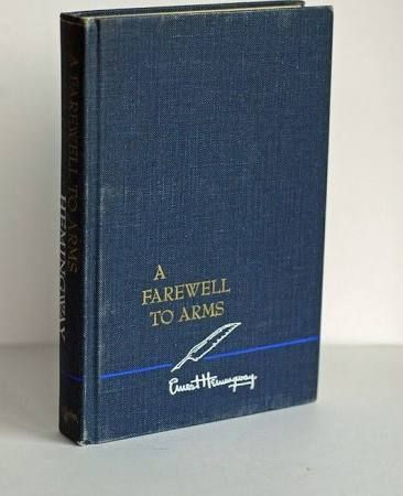 a character analysis of the novel a farewell to arms by ernest hemingway This comprehensive study guide to ernest hemingway's novel contains detailed character and chapter analysis this book studies hemingway s a farewell to arms in.
