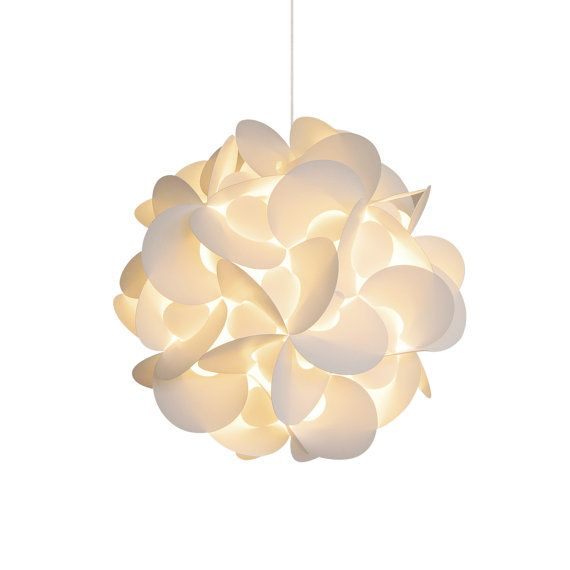 pendant lighting plug in. medium rounds pendant light fixture warm white glow by decor54 5995 fluffy ruffles lighting plug in l
