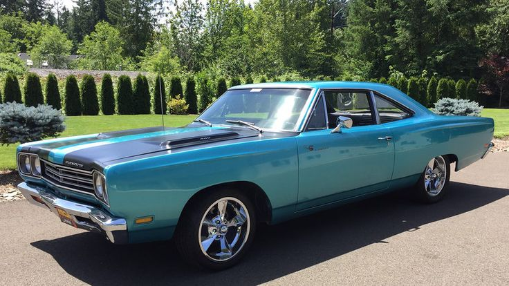 1969 Plymouth Road Runner - 1
