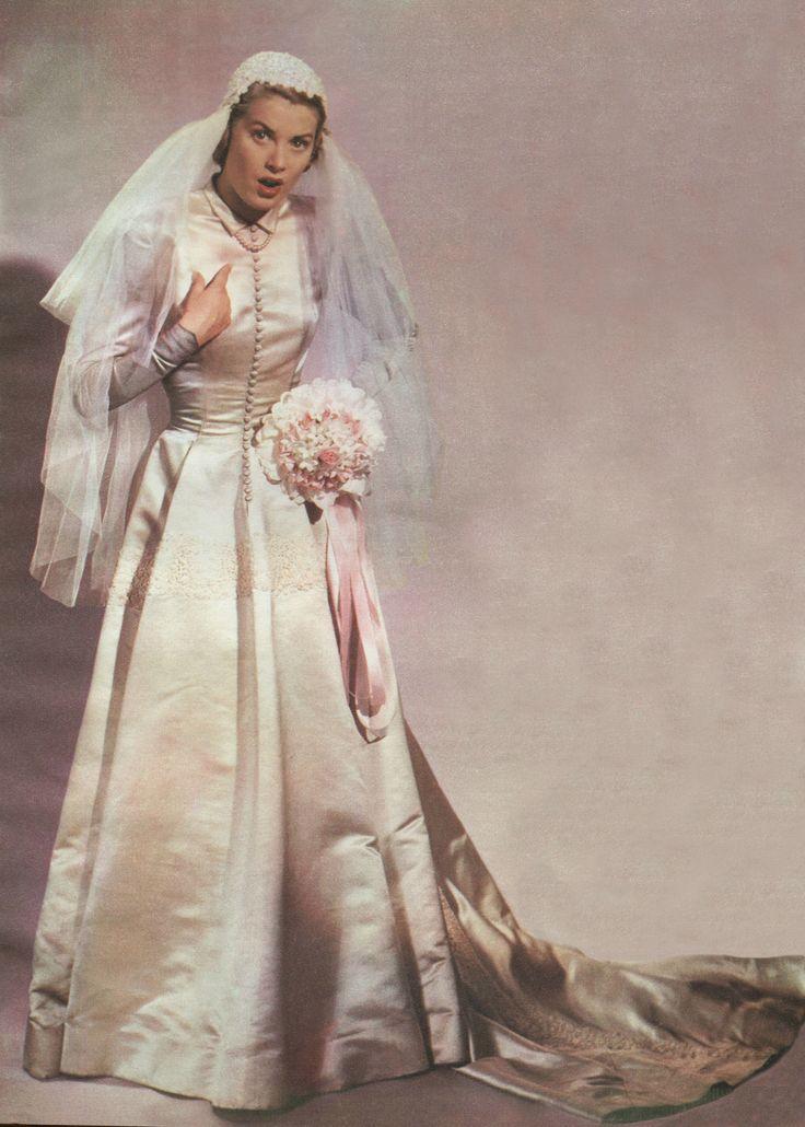 Grace Kelly pojawia się w październiku 1948 wydanie magazynu amerykańskiej