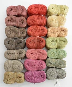 MAIWA: Workshop - One Pot Palette - Animal Fibres