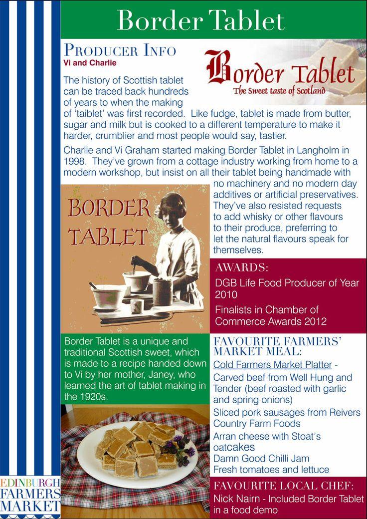 Border Tablet