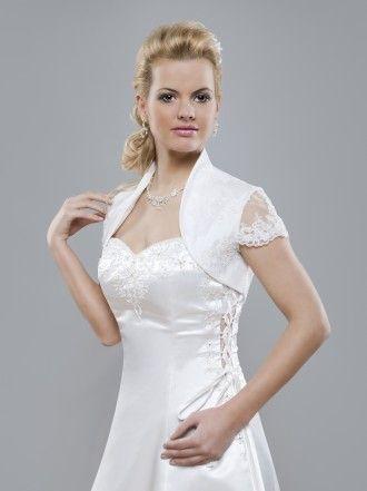 Brautjacken / Bolero / Stola - Brautkleider Abendkleider +++ Hochzeitskleider günstig bei - event-mode.de bestellen