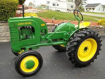 John Deere 'L' Tractor, Henry Dreyfuss, c. 1941