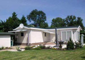 Immobilien Niederlande ferienhaus Doesburg Ferienimmobilien kaufen 60 qm-Chalet an der Ijssel zu verkaufen