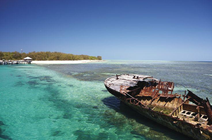 Austrália - Heron Island, Grande Barreira de Corais - ©Tourism Australia