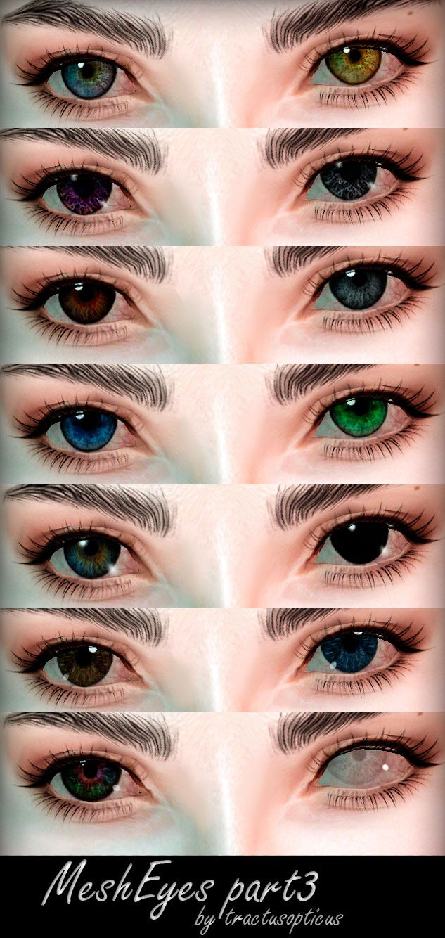 206 best images about sims 3 on pinterest dots sims 4 and warm - Tractusopticus Accessory But Work With Some Eyes Sliders Don T Sims 3