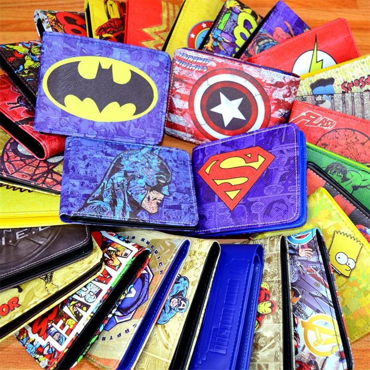 COMICS DC MARVEL THE AVENGERS HULK/IRON MAN THOR/CAPTAIN AMERICA/SUPERMAN PURSE LOGO CREDIT OYSTER LICENSE CARD HOLDER WALLET-in Wallets from Luggage & Bags on Aliexpress.com | Alibaba Group