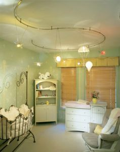 Ceiling Lights For Baby Nursery