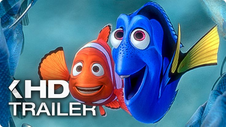 FINDING DORY Official Trailer 2 June 17th 2016