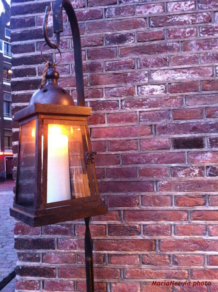 Amsterdam streetlight