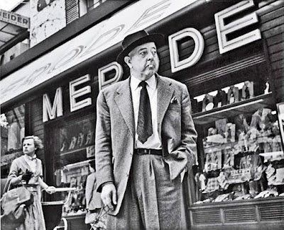 Jacques Prevert by Robert Doisneau