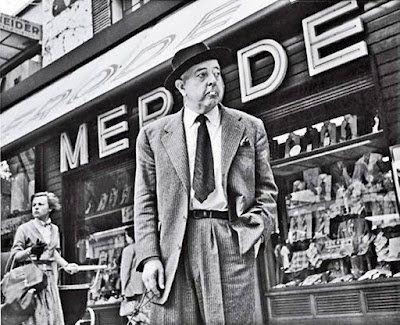 Jacques Prevert by Robert Doisneau