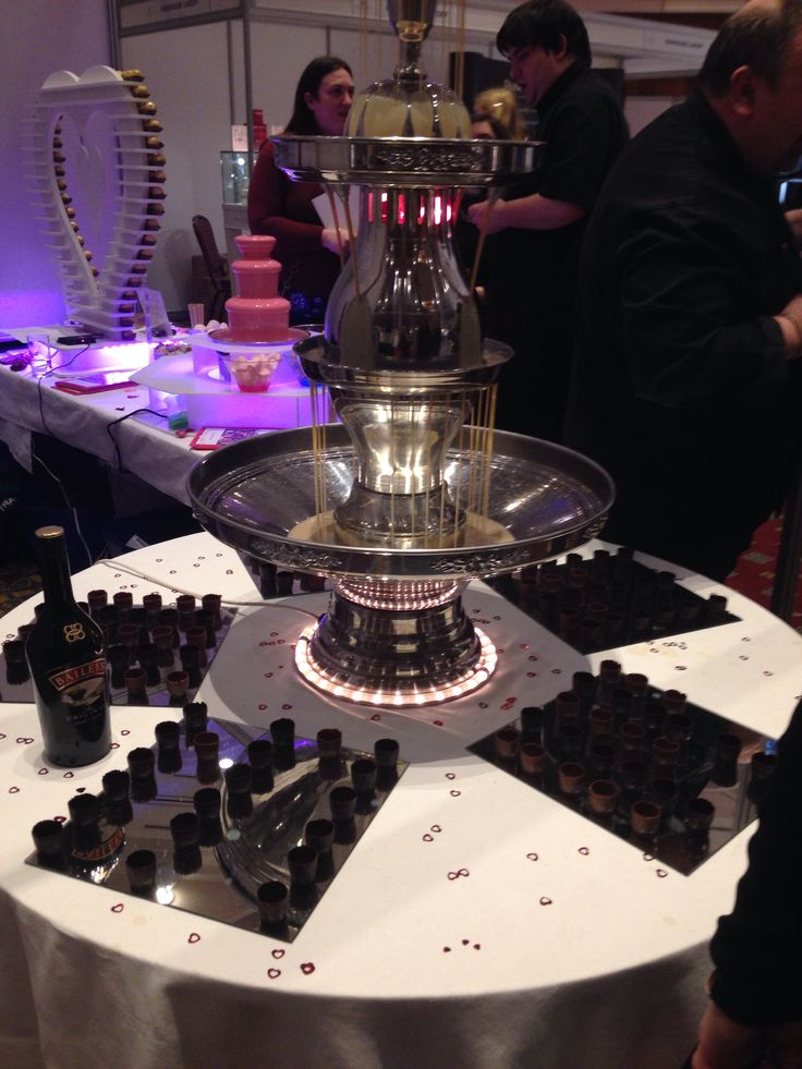 Baileys Fountain Definitely Having This At My Wedding