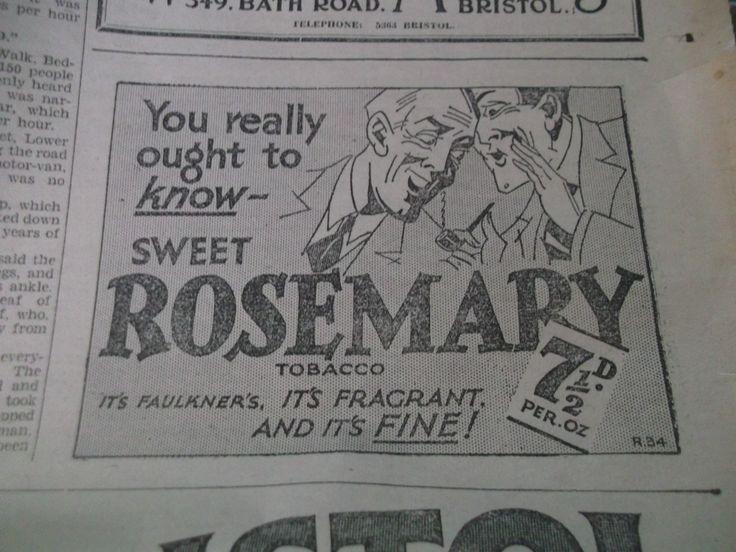 Sweet Rosemary