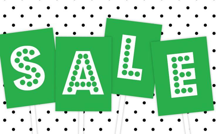 January is sale-season among our retailers !