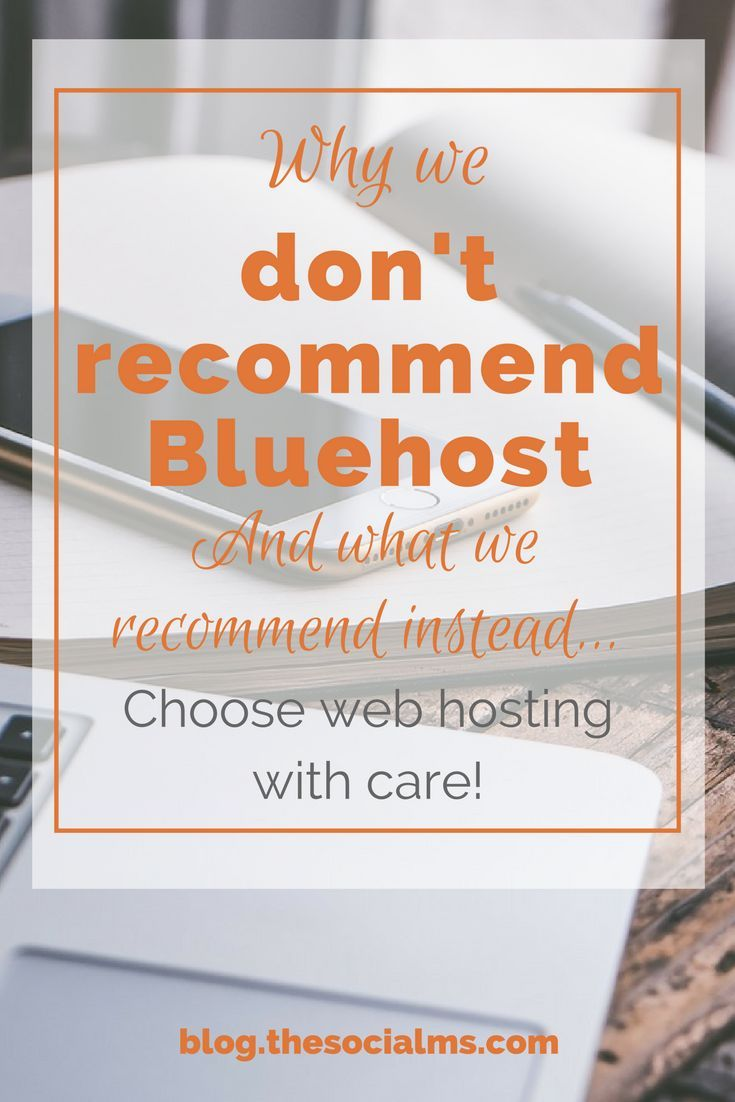 Many bloggers and influencers recommend Bluehost for web hosting. We don't recommend hosting with Bluehost - in fact we had a really bad experience with them. Instead we recommend hosting with Cloudways. Here is why and how you can switch from Bluehost to https://www.a2hosting.com/?aid=jrstudioweb&bid=75ff7d21