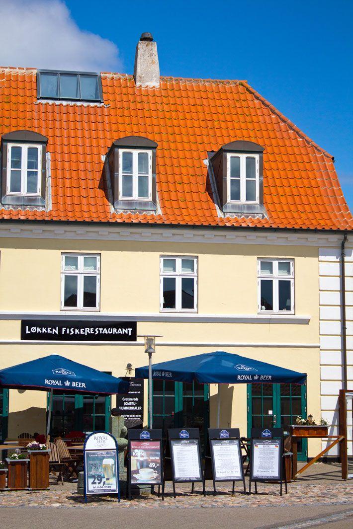 Amalie loves Denmark #Løkken #Jammerbucht #Dänemark #denmark #lokken #løkken #fiske #restaurant