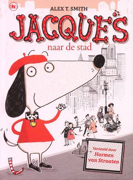 Jacques speelt even voor dokter in het ziekenhuis...