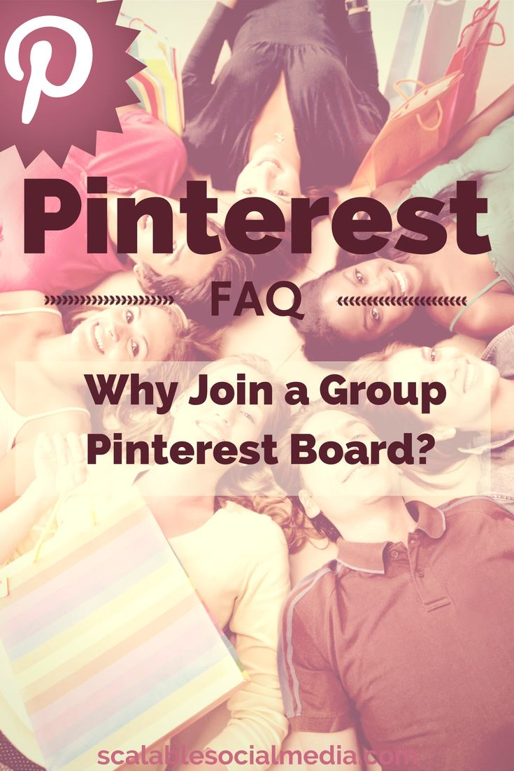 Why should I pin to group boards? Wouldn't it be better to pin to my own boards? http://scalablesocialmedia.com/2014/08/pinterest-group-board via @scalablesocial