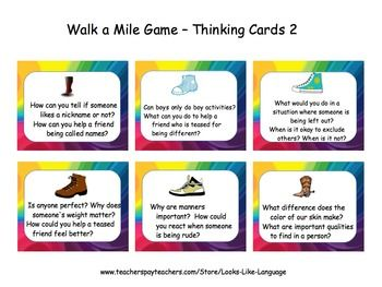 Developing Empathy: Walk a mile in someone's shoes