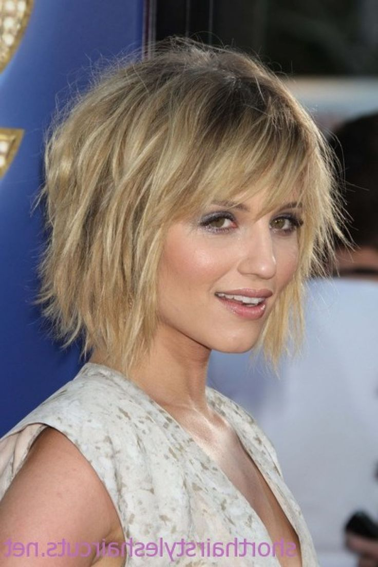 40 spectacular blunt bob hairstyles the right hairstyles - Chin Length Bob Hairstyles For Fine Hair