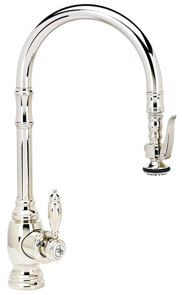 Waterstone Wheel Pulldown Faucet 5100 Traditional Kitchen