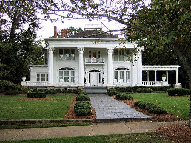 Lee Porter Mansion Covington GA