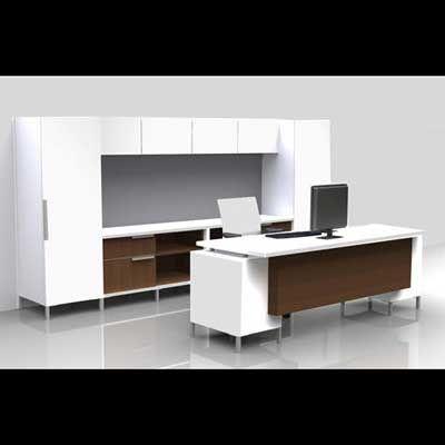 Modern Contemporary Office Desks And Furniture Executive Office Glass Italian Desks