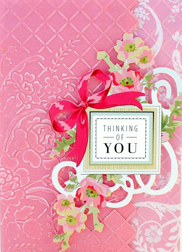 HSN March 8th, 2017 Sneak Peek 3 | Anna's Blog - Decorative Scene Embossing Folders, 4 elaborate scene embossing folders that create an entire card front just by embossing the paper