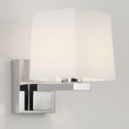 0777 Broni Square Bathroom Wall Light