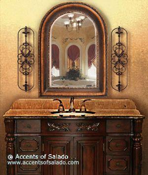 Beau 10 Best Images About Guest Bath On Pinterest Haciendas Bathroom