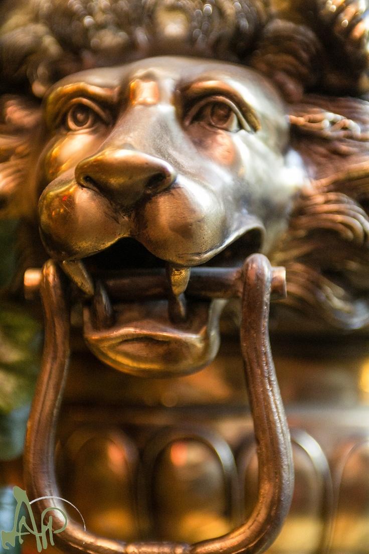 Jupiter enters Leo.   Lion door knocker Recommended by http://www.londonlocks.com/ London Locksmiths