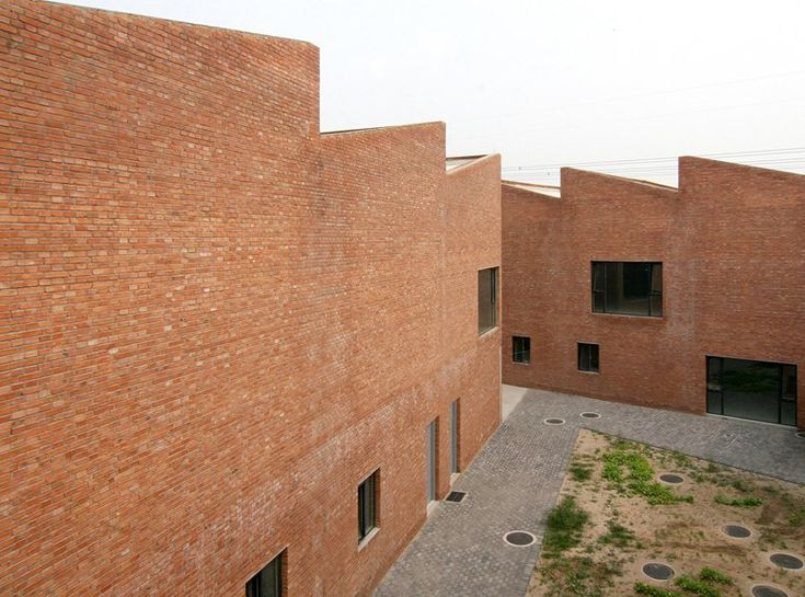 STUDIO HOUSES SONGZHUANG, Beijing, 2013 - KNOWSPACE architecture + cities