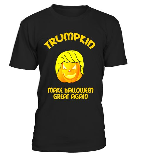 "# Trumpkin Make Halloween Great Again Hallowen T-shirt .  Special Offer, not available in shops      Comes in a variety of styles and colours      Buy yours now before it is too late!      Secured payment via Visa / Mastercard / Amex / PayPal      How to place an order            Choose the model from the drop-down menu      Click on ""Buy it now""      Choose the size and the quantity      Add your delivery address and bank details      And that's it!      Tags: This simple funny Halloween…"