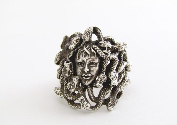 Awesomesauce handmade silver ring!