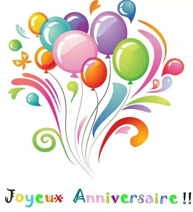 Célèbre 36 best Joyeux anniversaire images on Pinterest | Happy birthday  LR06