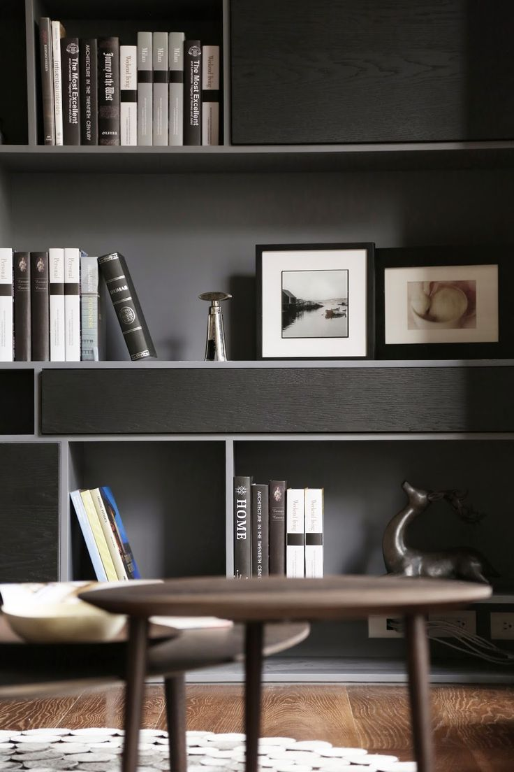 #styling #bookshelves #modern