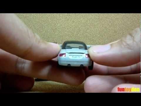 Audi TT - Cararama Die-cast Car Collection Unboxing
