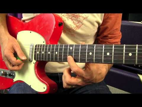 Jimi Hendrix - Little Wing - Guitar Solo Lesson - How To Play - YouTube
