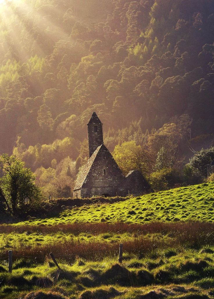 "putdownthepotato: "" Glendalough, Co. Wicklow, Ireland by Paul Moore """