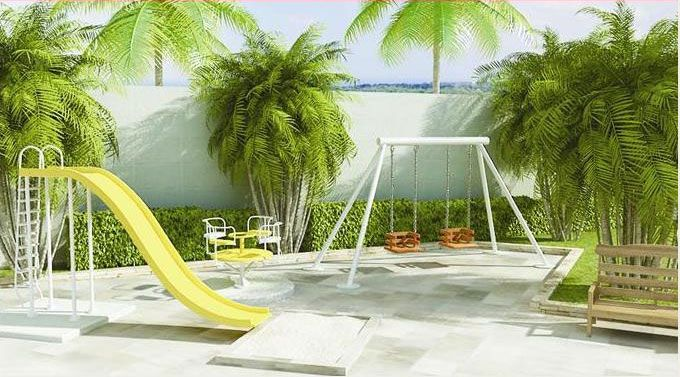 Playground - Parque da Praia