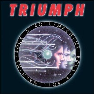 Triumph band | Timeline - Released by Attic Records (Canada)
