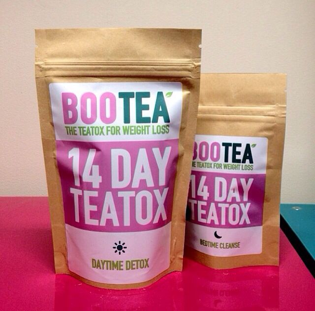 how to make detox tea for weight loss at home