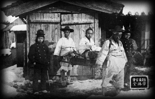 [1895] 전봉준 압송