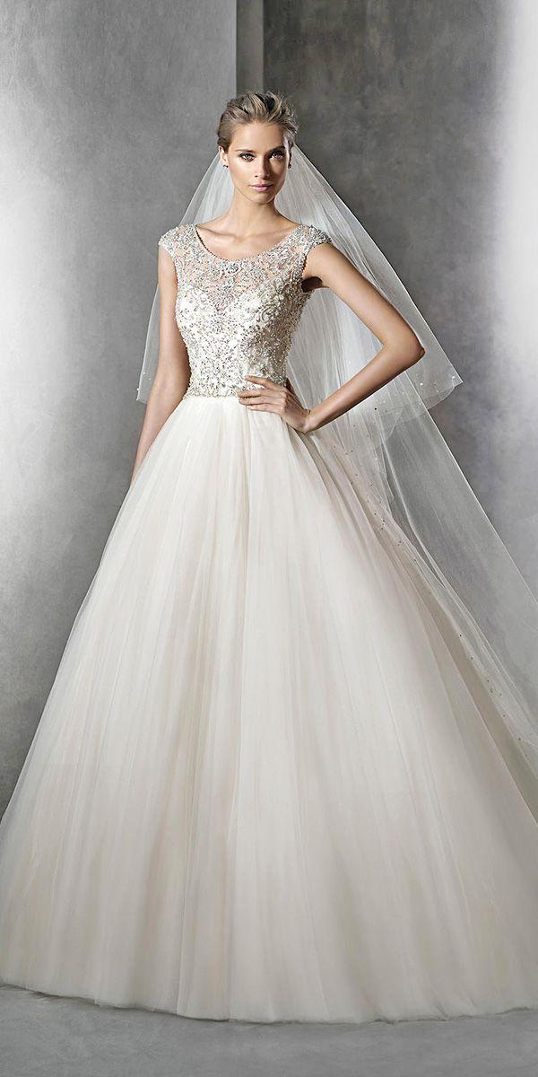 Jeweled Wedding Gowns – fashion dresses