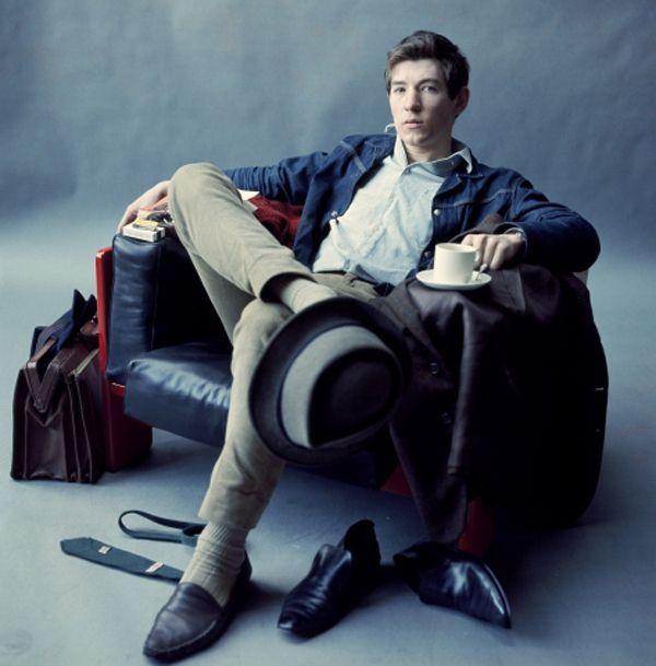 Ian McKellen | 28 Sexy Pictures Of Older Actors When They Were Young